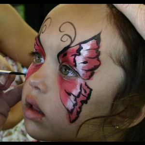 Barryville Face Painter | Faces by Ferdinand