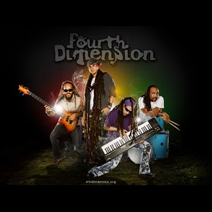 "Florida Reggae Band | Fourth Dimension: ""Reggae Out of This World"""