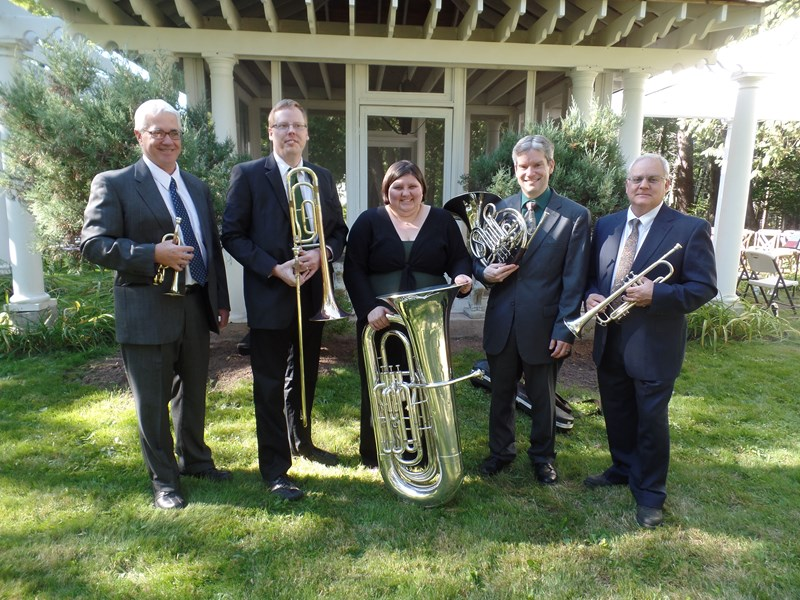 Prairie Brass Quintet - Brass Ensemble - Minneapolis, MN
