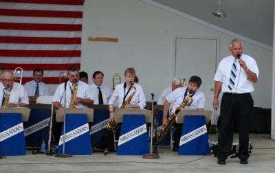 Ambassadors Big Band | Milford, MI | Big Band | Photo #11