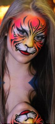 Foxy Faces  | Dana Point, CA | Face Painting | Photo #7