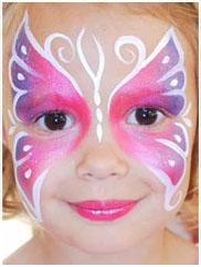 Foxy Faces  | Dana Point, CA | Face Painting | Photo #1