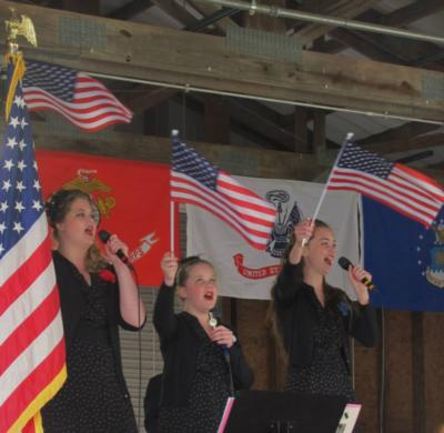 TRISIS ... three sisters, one voice | Marshfield, WI | Americana Trio | Photo #5