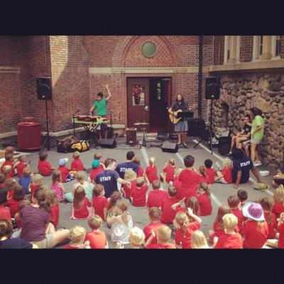 Nature Jams | Newark, DE | Children's Music Band | Photo #10