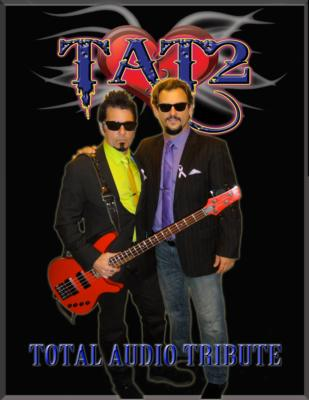 Tat2: Total Audio Tribute Duo | Port Charlotte, FL | Classic Rock Duo | Photo #1