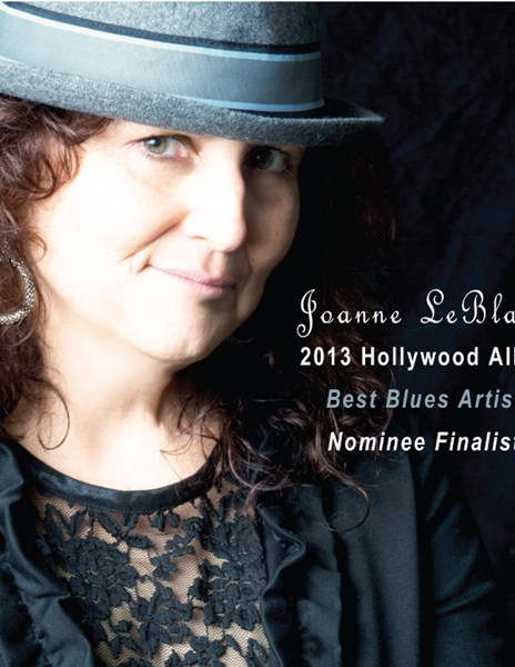 Joanne LeBlanc & The Fugitive Blues Band  - Blues Band - San Jose, CA