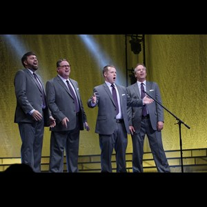 Mc Connells Barbershop Quartet | Zero Hour Quartet