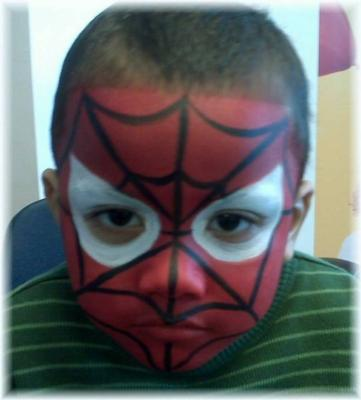 Dynamic Facepainting | New Rochelle, NY | Face Painting | Photo #1