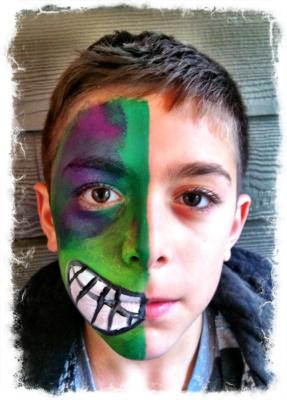 Dynamic Facepainting | New Rochelle, NY | Face Painting | Photo #10
