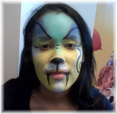 Dynamic Facepainting | New Rochelle, NY | Face Painting | Photo #7