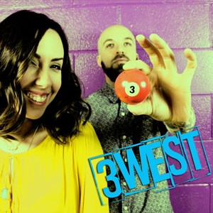 Silver Acoustic Duo | 3 WEST