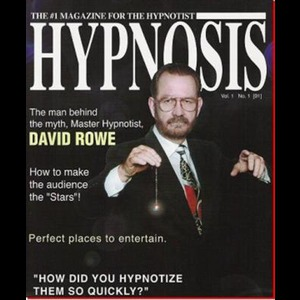 Green Springs Comedy Hypnotist | Hypnotist David Rowe