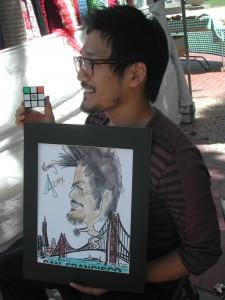 Mike's Fastest Caricatures | Alameda, CA | Caricaturist | Photo #7