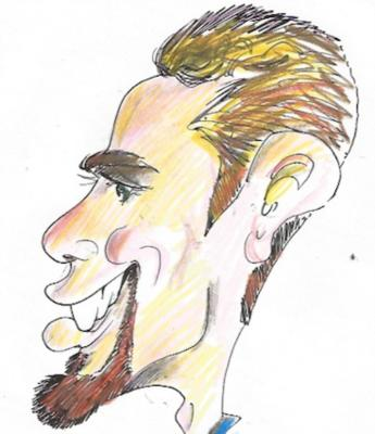 Mike's Fastest Caricatures | Alameda, CA | Caricaturist | Photo #1