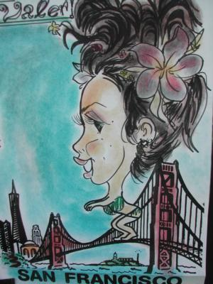 Mike's Fastest Caricatures | Alameda, CA | Caricaturist | Photo #6