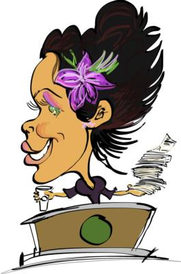 Mike's Fastest Caricatures | Alameda, CA | Caricaturist | Photo #8