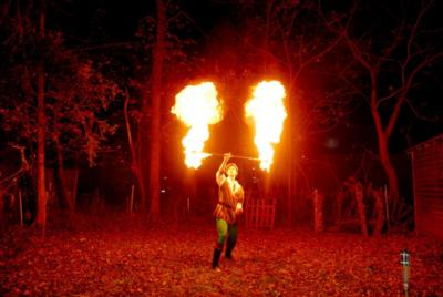 Fire Magick | Watertown, NY | Fire Dancer | Photo #19