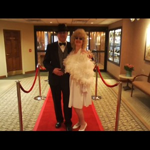 Tiline Frank Sinatra Tribute Act | All4Fun With Frank Sinatra & Marilyn Impersonators