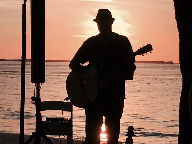 Chris Thomas  - Acoustic Guitarist - Keyport, NJ