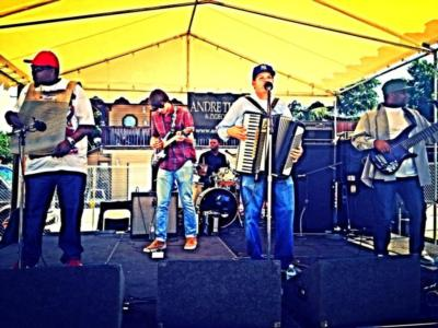 Andre Thierry & Zydeco Magic | San Francisco, CA | Zydeco Band | Photo #22
