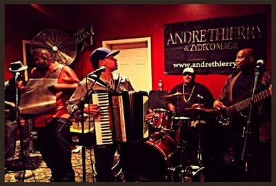 Andre Thierry & Zydeco Magic | San Francisco, CA | Zydeco Band | Photo #8