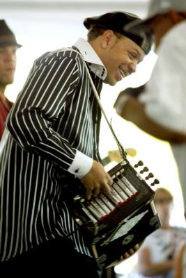 Andre Thierry & Zydeco Magic | San Francisco, CA | Zydeco Band | Photo #13