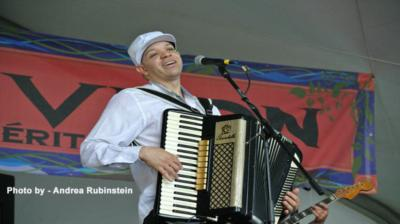 Andre Thierry & Zydeco Magic | San Francisco, CA | Zydeco Band | Photo #19