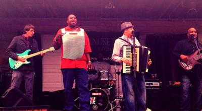 Andre Thierry & Zydeco Magic | San Francisco, CA | Zydeco Band | Photo #23