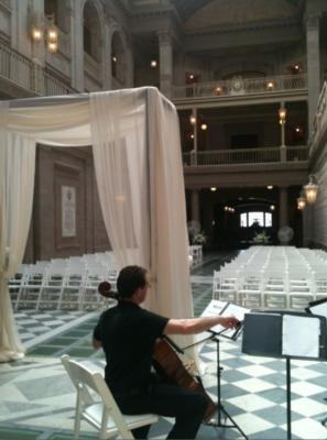 Golden Scroll Soloists  | Hartford, CT | String Quartet | Photo #5
