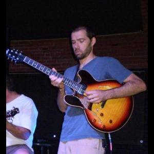C.Jones Music - Jazz Guitarist - Davidson, NC
