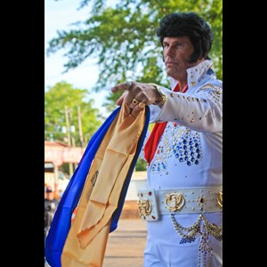 "Nashville Elvis Impersonator | Hire Dennis To ""WOW"" Your Audience! Elvis TCB Show"