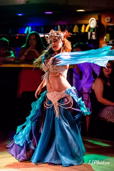 Khlassic Amber  - Belly Dancer - Chesapeake, VA