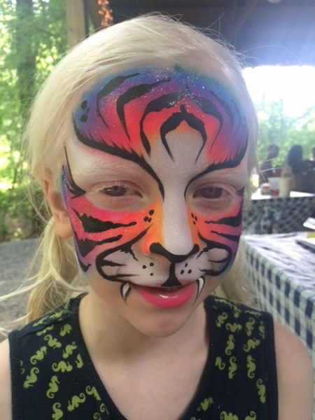 Strokes of Fun Facepainting for Parties and Events - Face Painter - Bowie, MD