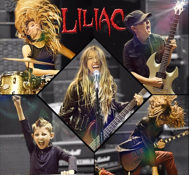 Liliac Band - Cover Band - Los Angeles, CA