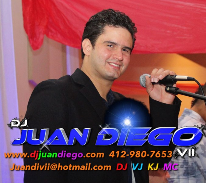 DJ Juan Diego Inc - Club DJ - Pittsburgh, PA