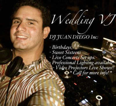 DJ Juan Diego Inc | Pittsburgh, PA | Club DJ | Photo #9
