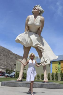 Marilyn Monroe Las Vegas | Las Vegas, NV | Marilyn Monroe Impersonator | Photo #15