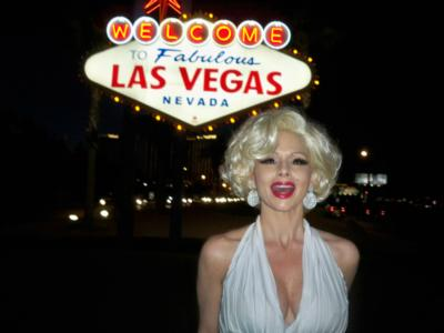 Marilyn Monroe Las Vegas | Las Vegas, NV | Marilyn Monroe Impersonator | Photo #2