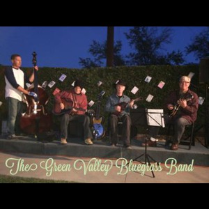 Coyote Springs Bluegrass Band | Green Valley Bluegrass Band