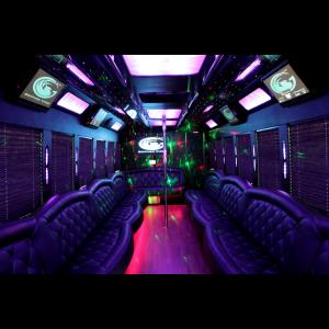 New Haven Party Bus | US Bargain Limo
