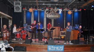 D Squared Blues Band | Woodstock, NY | Blues Band | Photo #2