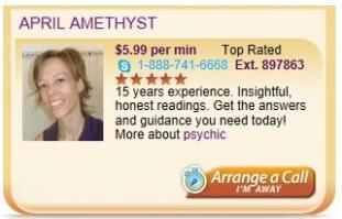 April Amethyst | San Diego, CA | Tarot Card Reader | Photo #2