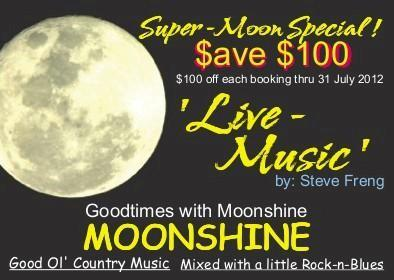 Moonshine | Melrose, WI | Country Acoustic Guitar | Photo #15