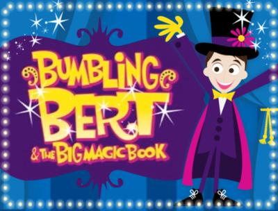Bumbling Bert & the Big Magic Book | Toronto, ON | Magician | Photo #1