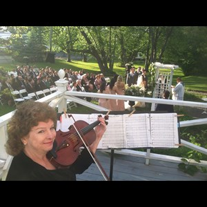 Mill River Violinist | Julie Paradies
