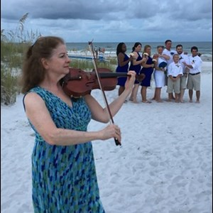 St Petersburg, FL Violinist | Julie Paradies