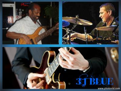3 J Blue Trio | Chester, PA | Jazz Band | Photo #1