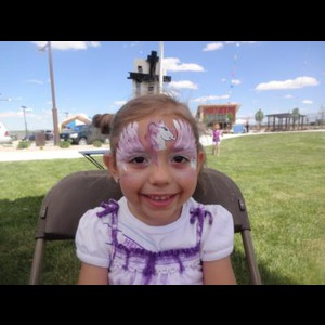 Denver Princess Party | Color It Fun Face Painting, Henna, & More!