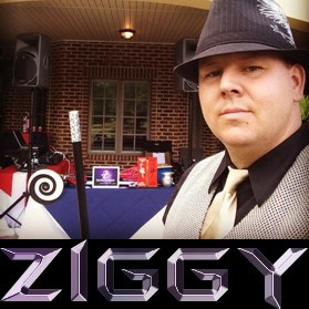 Fortson Caricaturist | Ziggy from Z Entertainment