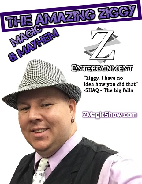 The Amazing Ziggy - Comedy Magician - McDonough, GA